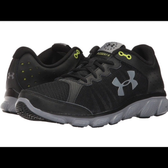 d86c4f4f6cd82 Mens Under Armour freedom assert VI running shoes NWT